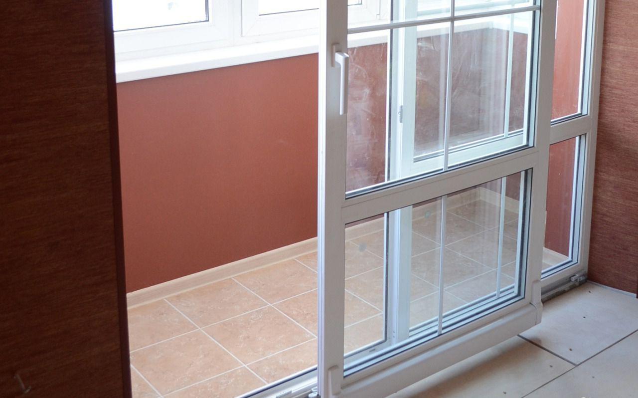 балконные французские двери и балконные блоки цена скидки